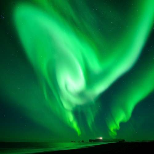 Nothern Lights - Aurora Borealis